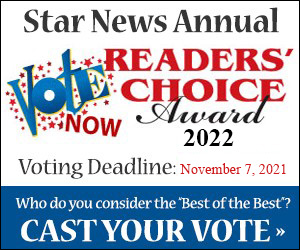 Vote Today for your Favorites